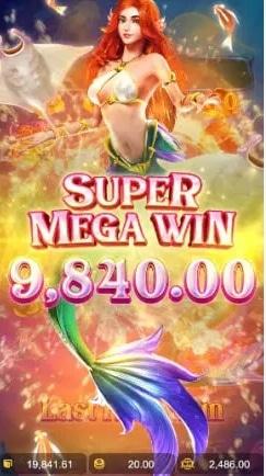 slot pg Mermaid Riches