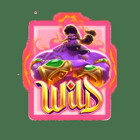 สล็อตเกม Genie's 3 Wishes