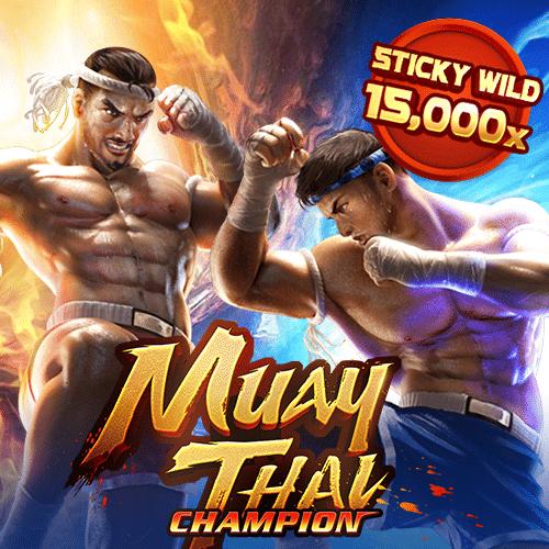 ทดลองเล่นสล็อต Muay Thai Champion ฟรี