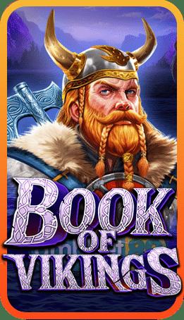 Book of Vikings สล็อต