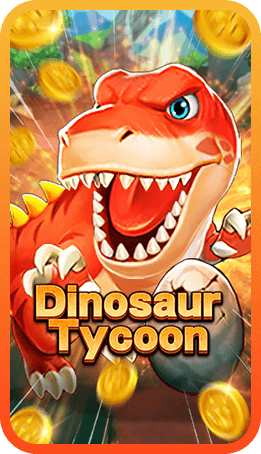 สล็อต Dinosaur Tycoon
