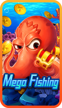 Mega Fishing สล็อต