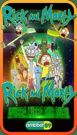 Rick and Morty Wubba สล็อต