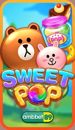 ทดลองเล่นสล็อต Sweet POP
