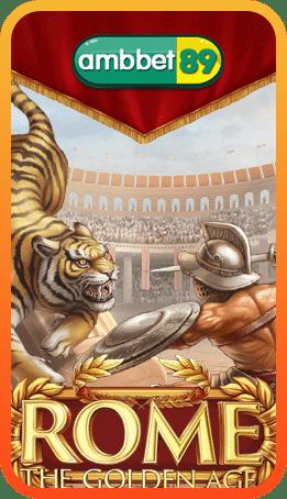 เกมสล็อต rome the golden age