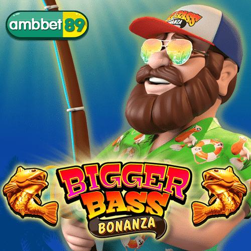 ทดลองเล่นสล็อต Bigger Bass Bonanza