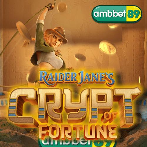 ทดลองเล่นสล็อต Crypt of fortune
