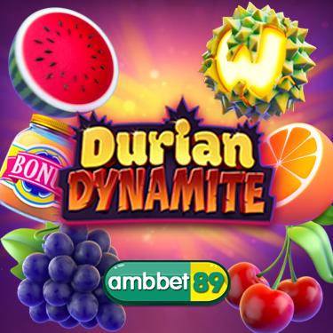 ทดลองเล่นสล็อต Durian Dynamite