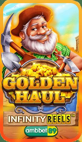 ทดลองเล่นสล็อต Golden Haul Infinity Reels