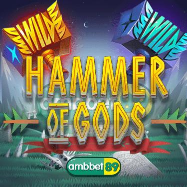 Hammer of Gods ทดลองเล่นสล็อต