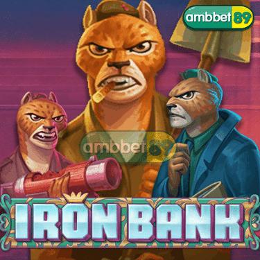 ทดลองเล่นสล็อต Iron Bank
