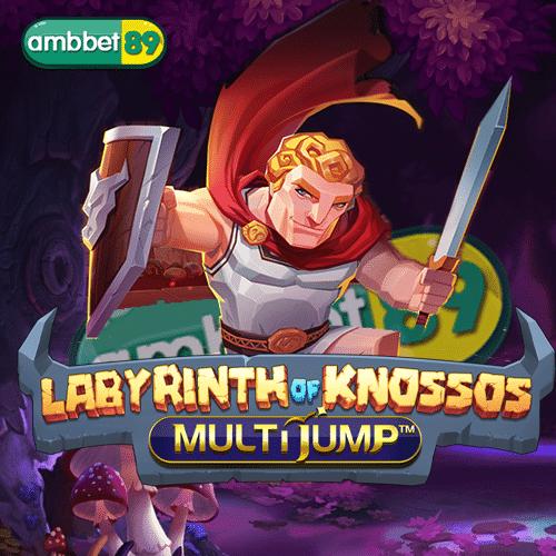 Labyrinth of Knossos Multijump สล็อต