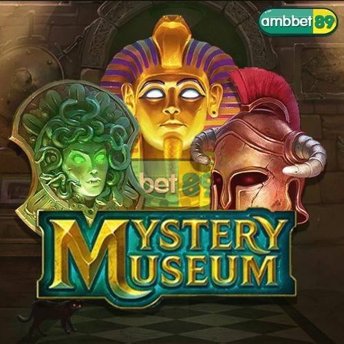 ทดลองเล่นสล็อต Mystery Museum
