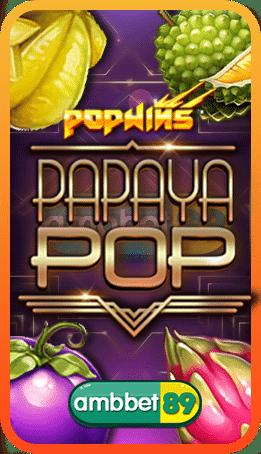 สล็อต Papaya Pop