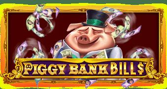 Piggy Bank Bills slot
