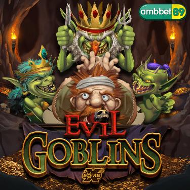 ทดลองเล่นสล็อต Evil Goblins