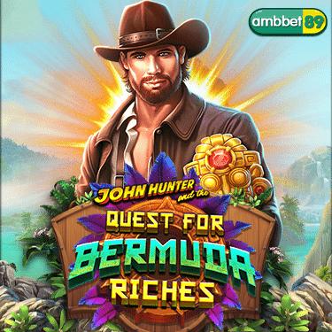 ทดลองเล่นสล็อต John Hunter and the Quest for Bermuda Riches