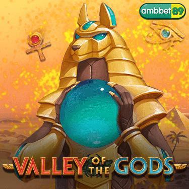 ทดลองเล่นสล็อต Valley of the gods